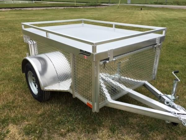 2019 MS46HT Utility Trailer