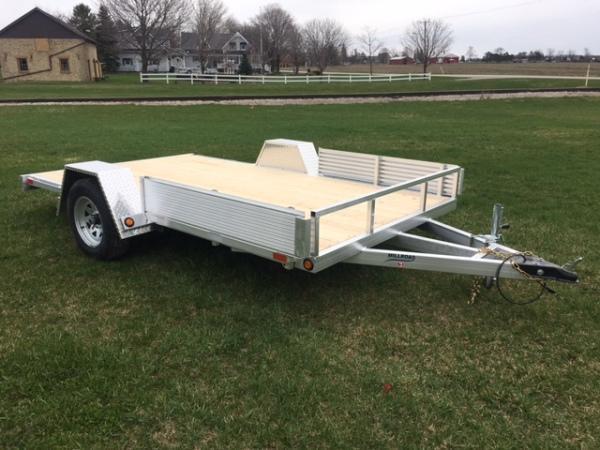 2018  MF1479 Flat Deck Flatbed Trailer