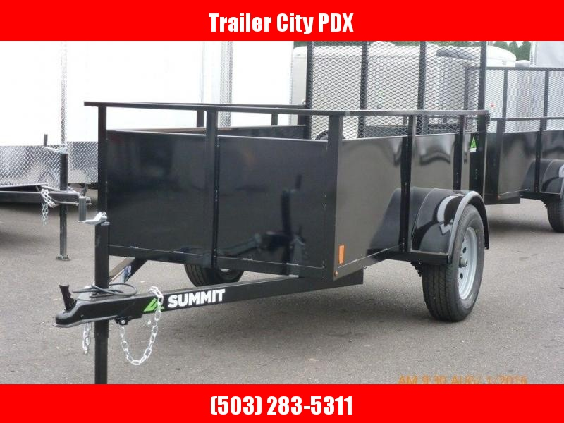 Summit 4X8 ALPINE 3K UTILITY - SOLD - MORE COMING