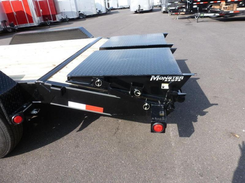 "PJ Trailers 8"" Channel Equipment (C8) 18'"