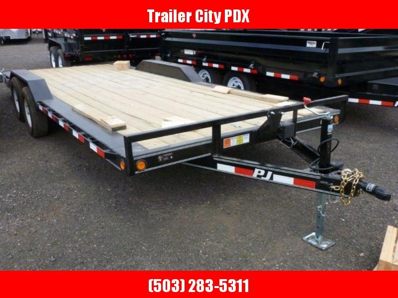 PJ Trailers 8.5X20 10K Buggy Hauler