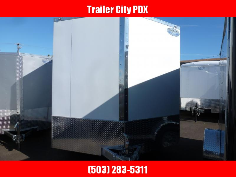 2020 Continental Cargo 8.5 X 16 7K TALL CARGO WHITE Enclosed Cargo Trailer