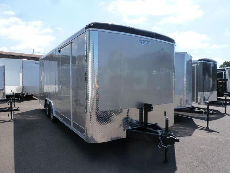 Continental Cargo 8X20 7K TALL CHAMPAGNE