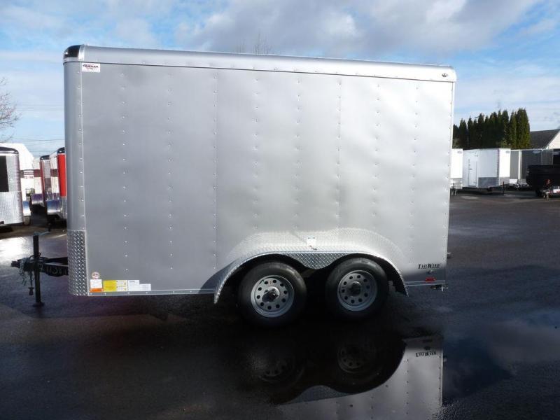 Continental Cargo 7X12 7K RAMP TALL DIAMOND ICE
