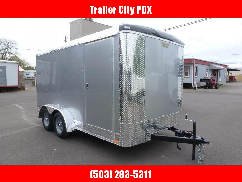 2020 Continental Cargo 7 X 14 7K TALL RAMP Enclosed Cargo Trailer
