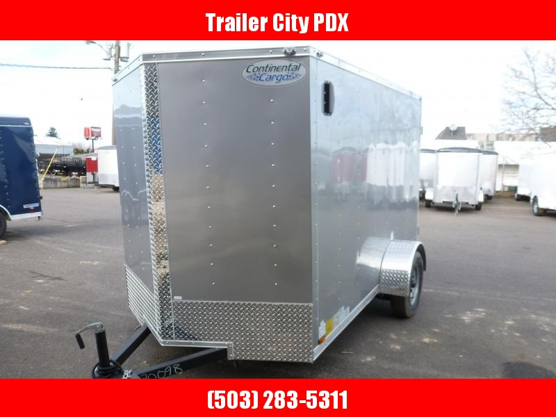 2020 Continental Cargo 6 X 10 3K DIA ICE Enclosed Cargo Trailer