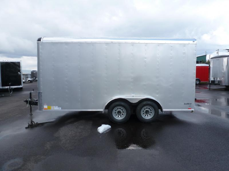2020 Continental Cargo 7 X 16 7K RAMP TALL DIAMOND ICE Enclosed Cargo Trailer