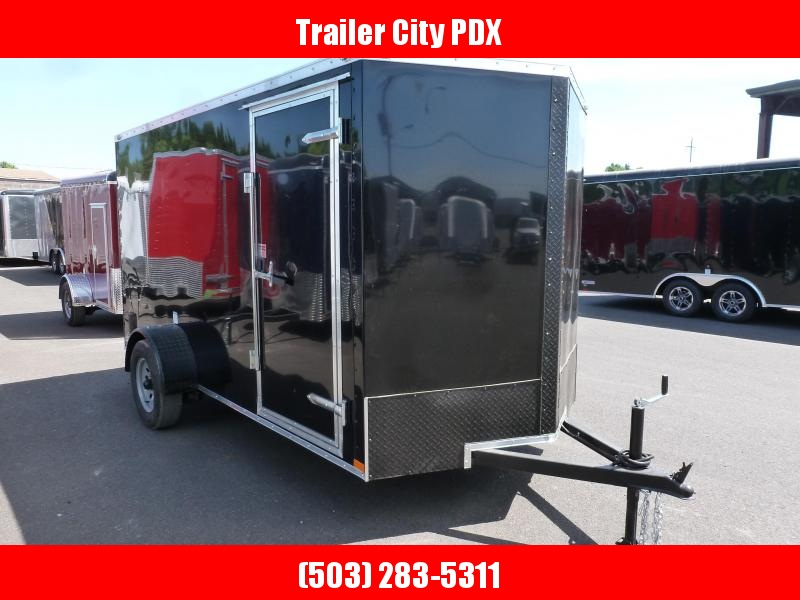2020 Continental Cargo 6 X 12 3K V-SERIES Enclosed Cargo Trailer