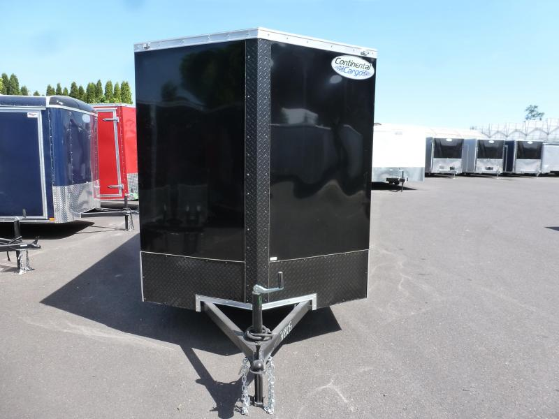 2020 Continental Cargo 6 X 12 3K V-SERIES Enclosed Cargo Trailer