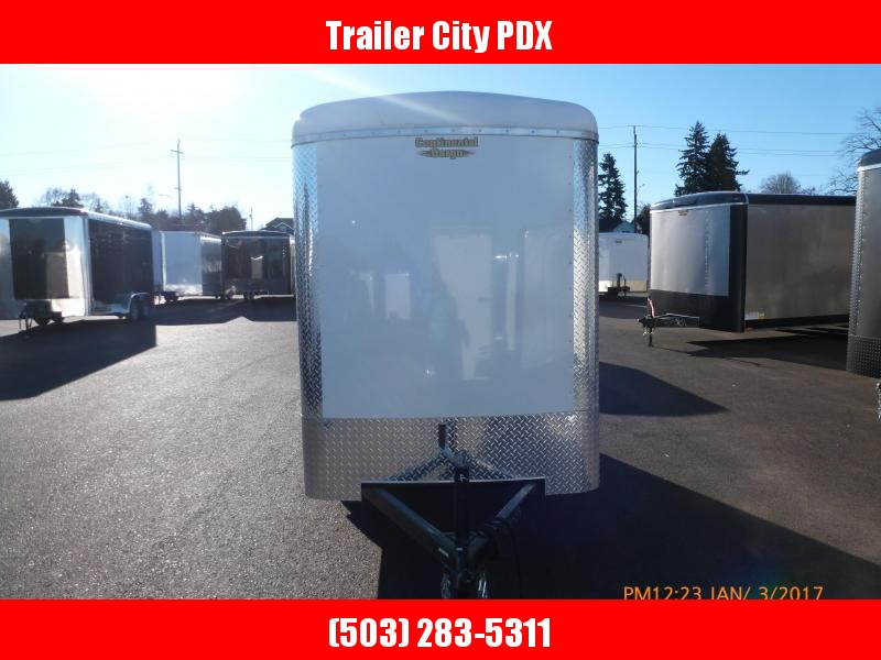 2020 Continental Cargo 5 X 10 3K SUPER TALL RAMP Enclosed Cargo Trailer