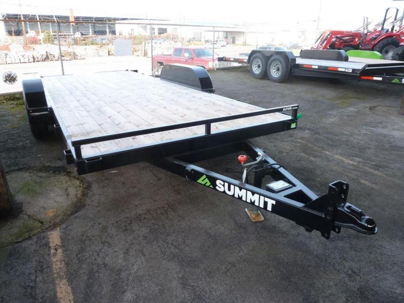 Summit 7X18 7k ALPINE TILT BED