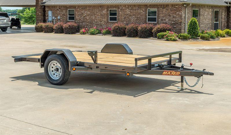 "2020 MAXXD 14' X 77"" 3K GRAVITY QUICK TILT Flatbed Trailer"