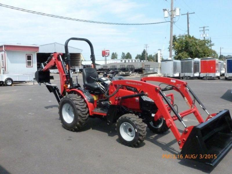 Mahindra Max 26XL 4WD HST - GREAT DEAL