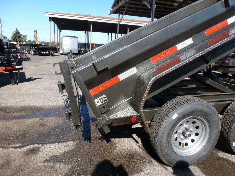 MAXXD Trailers 5X10 7K DUMP - SEVERAL AT THIS PRICE