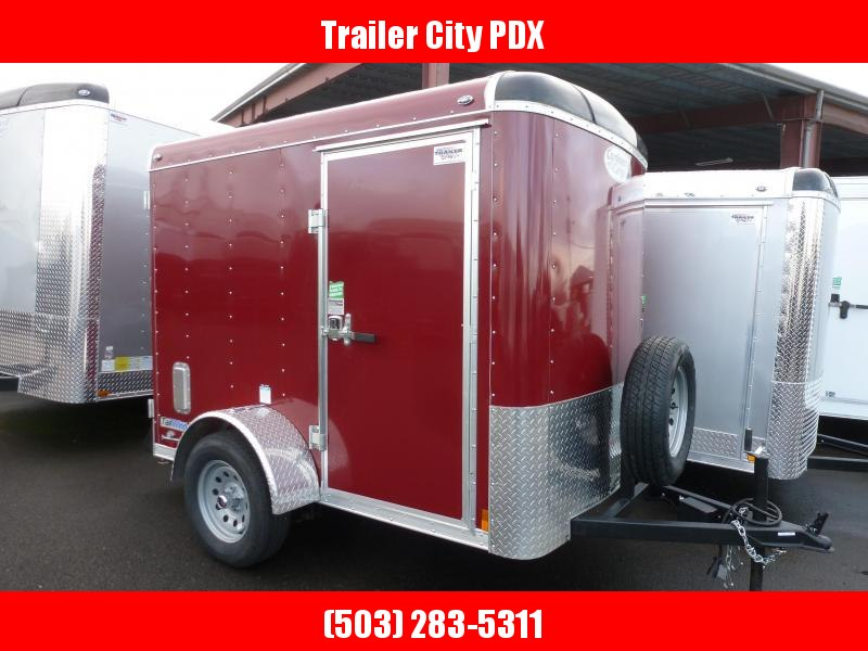 2020 Continental Cargo 5 X 8 3K CARGO BRANDYWINE SPECIAL Enclosed Cargo Trailer