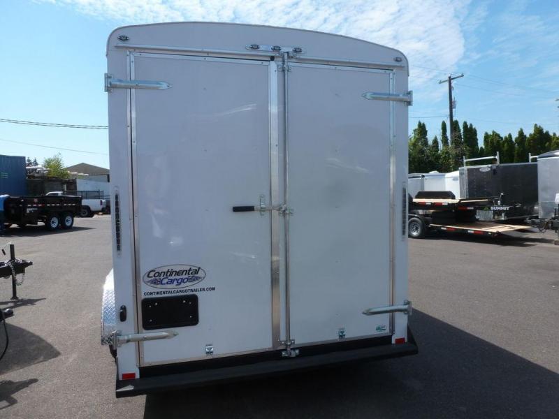 Continental Cargo 7X14 7K CARGO WHITE