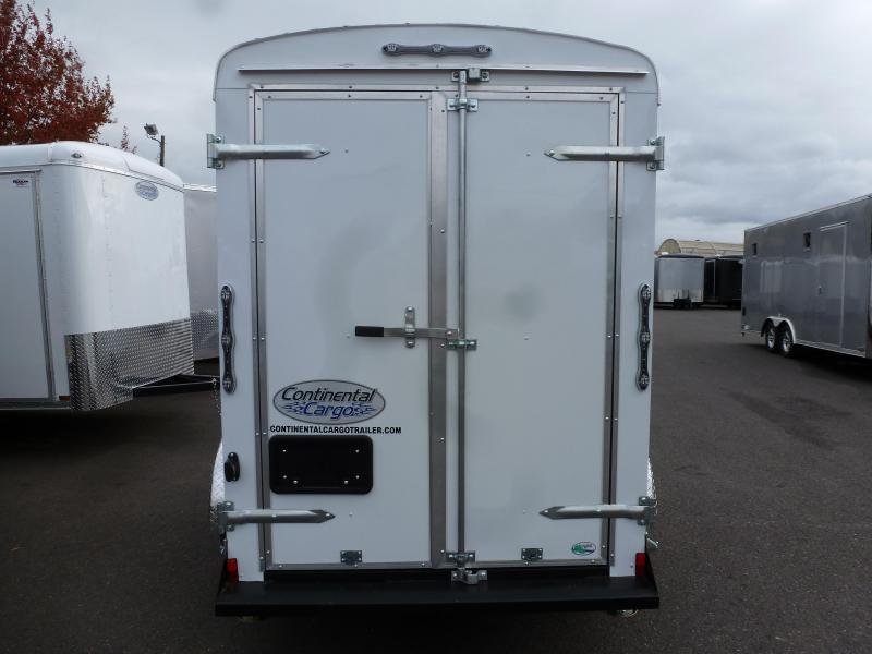 Continental Cargo 5 X 8 3K CARGO WHITE