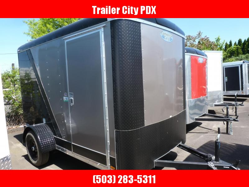 2020 Continental Cargo 6 X 10 3K TALL RAMP TWO TONED Enclosed Cargo Trailer
