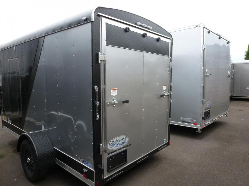 Continental Cargo 6 X 12 3K RAMP STEALTH