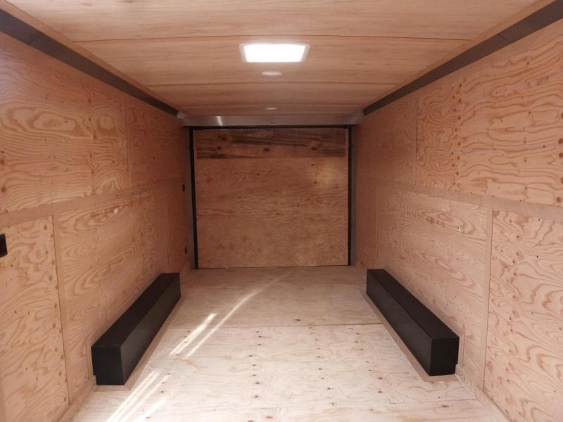 Continental Cargo 8.5 X 20 10 K RAMP TALL V-SERIES