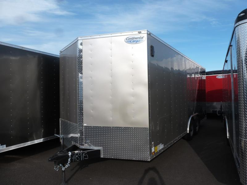 Continental Cargo 8.5 X 20 10 K RAMP TALL V-SERIES