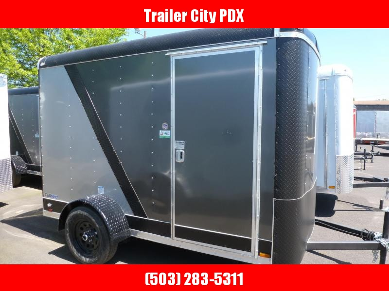 2020 Continental Cargo =6 X 10 3K TALL RAMP TWO TONED Enclosed Cargo Trailer