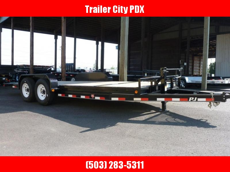 "PJ Trailers 6"" Channel Equipment (T6) 20'"