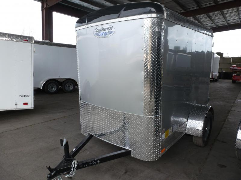 2020 Continental Cargo 5 X8 3K CARGO SUPER TALL DIAMOND ICE Enclosed Cargo Trailer
