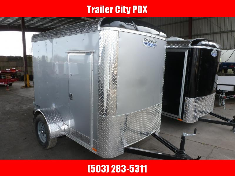 2020 Continental Cargo 5 X8 3K CARGO SUPER TALL DIAMOND ICE Enclosed Cargo Trailer