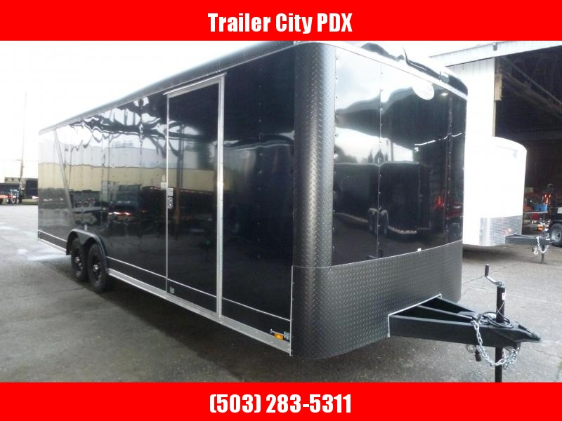 2020 Continental Cargo 8.5 x 24 10k WIDE TALL RAMP 2 TONE Enclosed Cargo Trailer