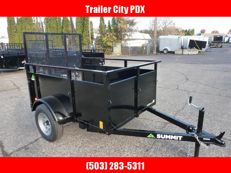 Summit 4 X 6 3K ALPINE UTILITY  Trailer