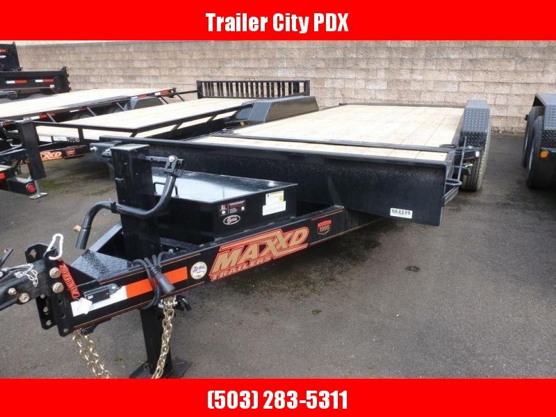 """MAXXD 83""""X20 6"""" 14k Gravity Tilt"""