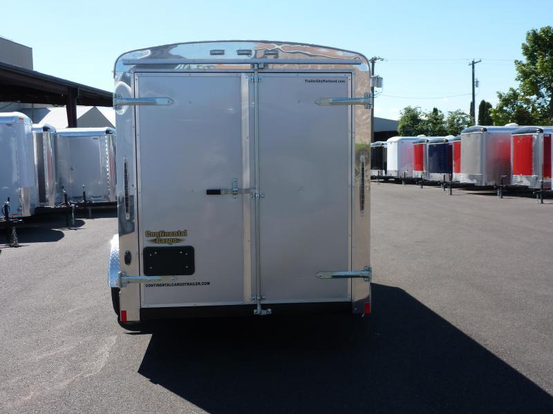 2020 Continental Cargo 6 X 12 3K CARGO DIAMOND ICE Enclosed Cargo Trailer