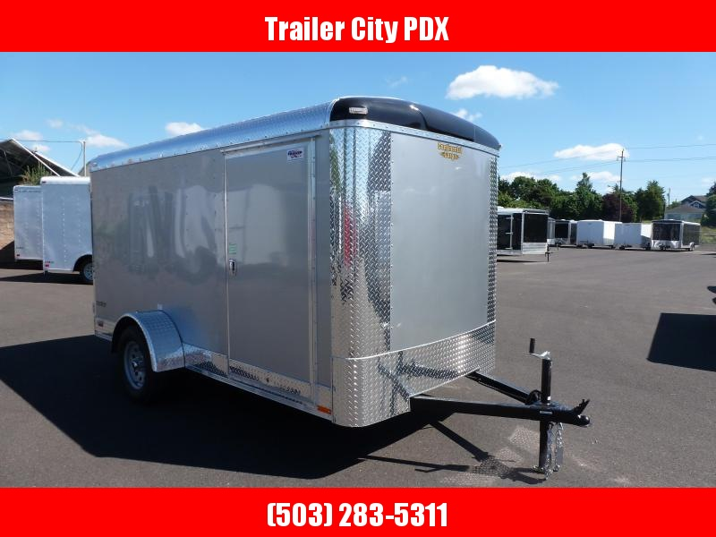 2020 Continental Cargo 6 X 12 3K CARGO DIAMOND ICE Enclosed Cargo Trailer