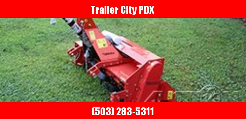 Mahindra 4' Tiller Smooth Top