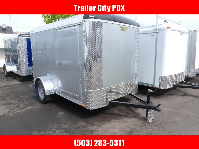 2020 Continental Cargo 6 X 10 3K CARGO DIA ICE Enclosed Cargo Trailer