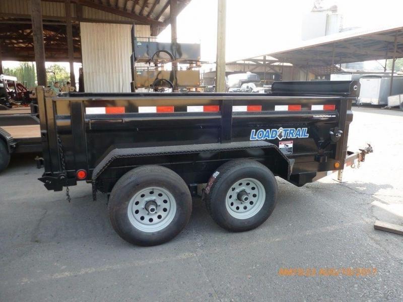 Load Trail 5 X10 7K Dump