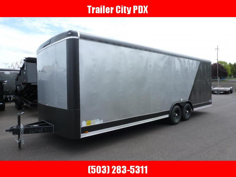 2020 Continental Cargo 8.5 X 24 10K TALL RAMP STEALTH Enclosed Cargo Trailer