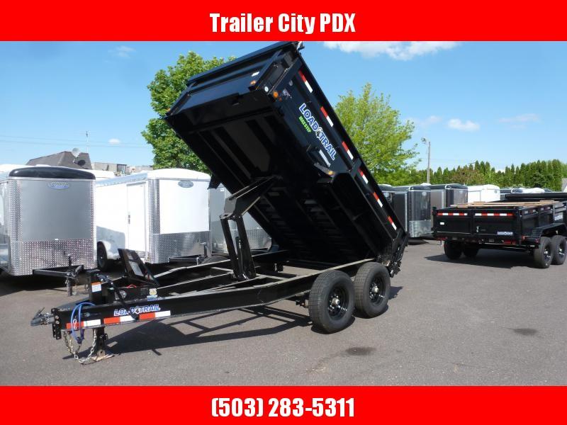 "2020 Load Trail 83"" X 12' DUMP 14K Dump Trailer"