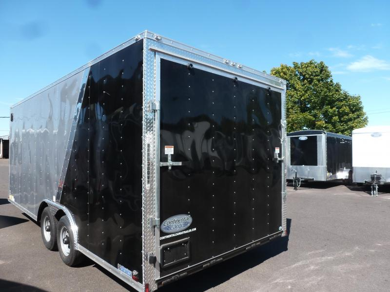Continental Cargo 8.5 X 20 10K V-SERIES 2 TONE ENCLOSED