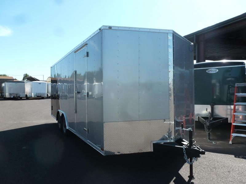 Continental Cargo 8.5 X 20 10K V-SERIES 2 TONE ENCLOSED
