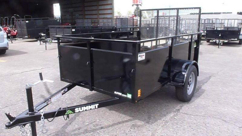 Summit 5X8 ALPINE 3K UTILITY