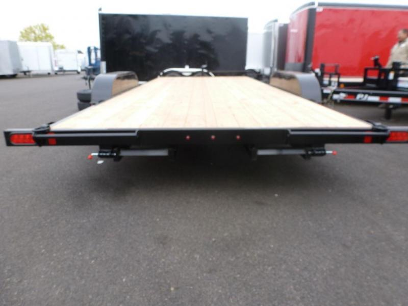 Summit 7X18 7K FLATBED ALPINE
