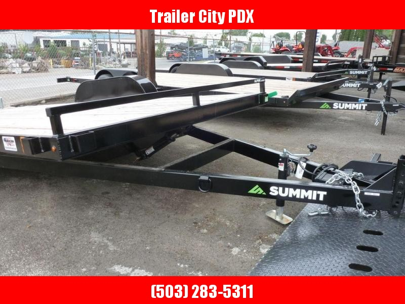 Summit 7X16 7K ALPINE TILTBED