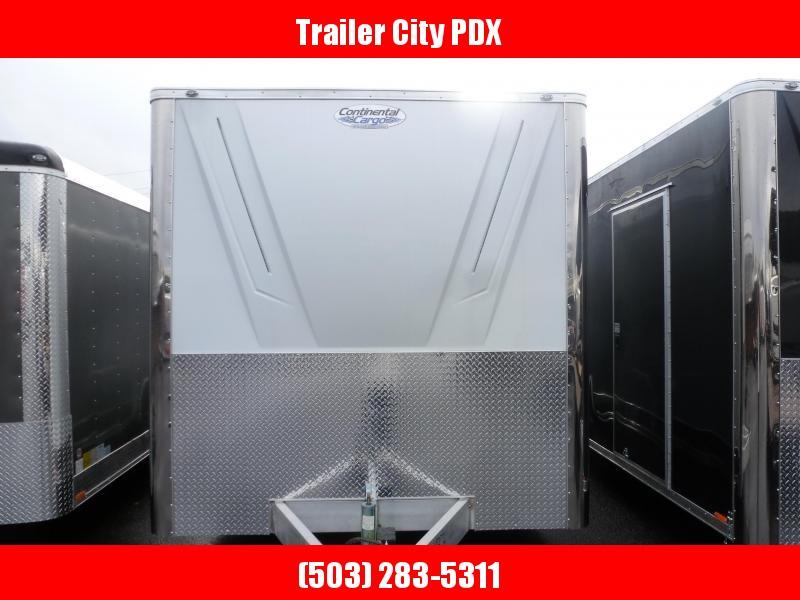 2020 Continental Cargo 8.5 X 24 10K CROSSBOW TALL Enclosed Cargo Trailer