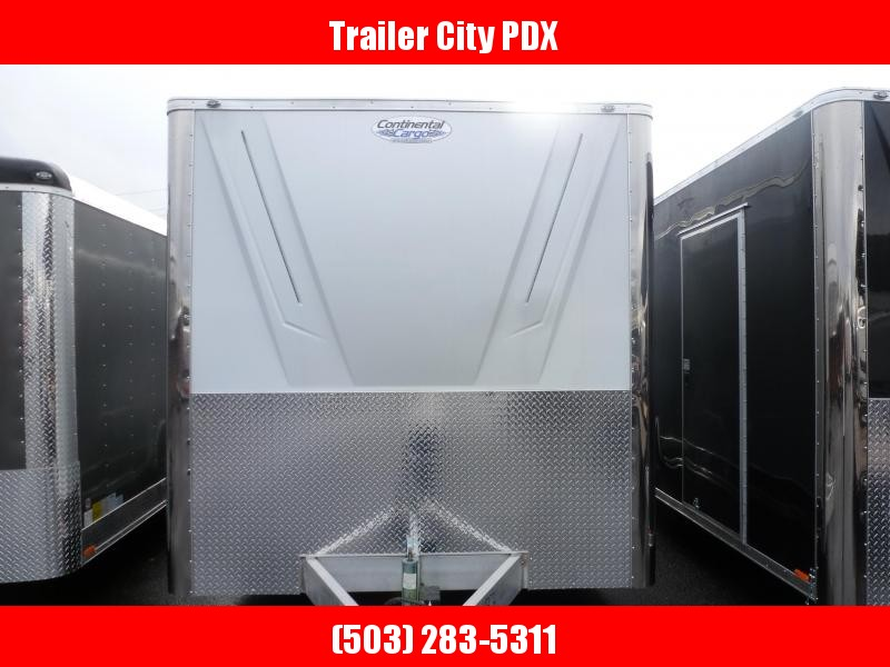 2020 Continental Cargo 8.5 X 24 10K CROSSBOW TALL Enclosed Cargo Trailer