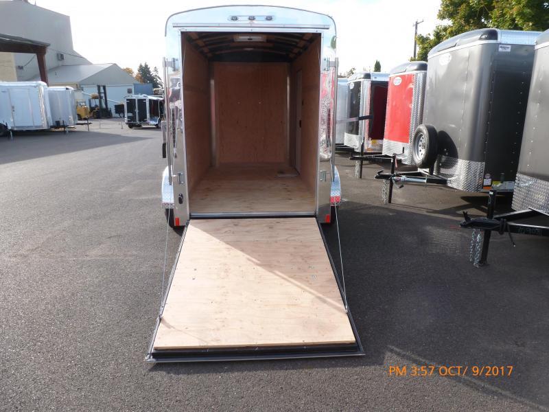 2020 Continental Cargo 5 X 10 3K RAMP SUPERTALL DIAMONF ICE Enclosed Cargo Trailer