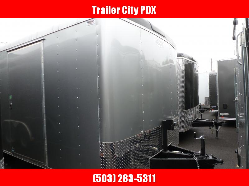 2020 Continental Cargo 8 X 20 7K RAMP TALL WIDE DIAMOND ICE Enclosed Cargo Trailer