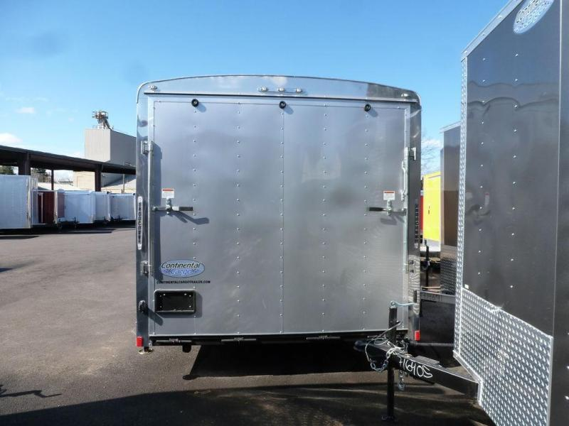 Continental Cargo 8X20 7K CARHAULER RAMP DIAMOND ICE