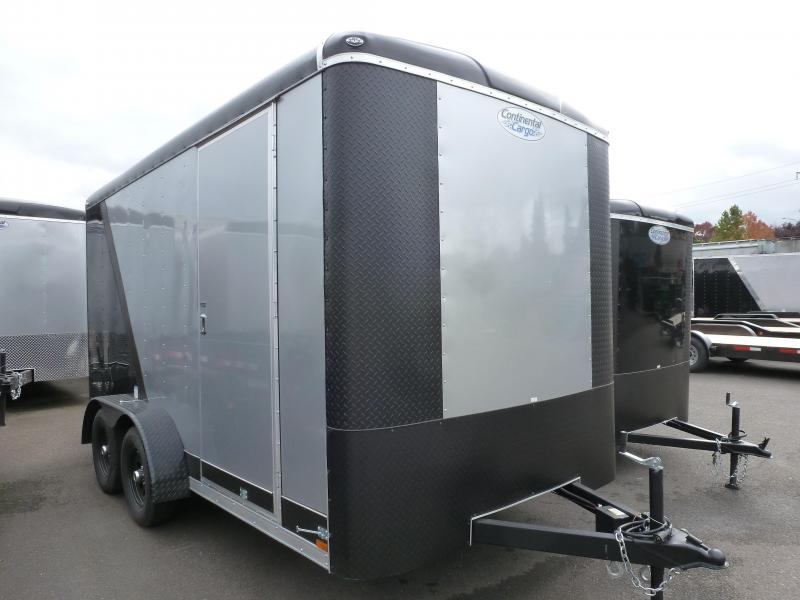 Continental Cargo 7 X 14 7K RAMP STEALTH 2 TONETW714TA2